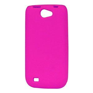 Billede af Samsung Galaxy W Silikone cover fra inCover - violet