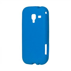 Image of Samsung Galaxy Ace 2 Silikone cover fra inCover - blå