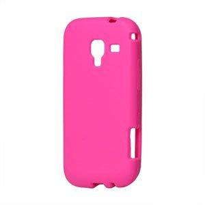 Billede af Samsung Galaxy Ace 2 Silikone cover fra inCover - rosa
