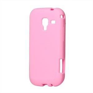 Billede af Samsung Galaxy Ace 2 Silikone cover fra inCover - pink