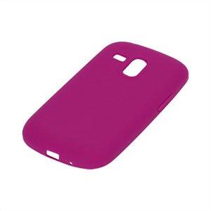 Billede af Samsung Galaxy S3 Mini Silikone cover fra inCover - rosa