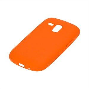 Billede af Samsung Galaxy S3 Mini Silikone cover fra inCover - orange