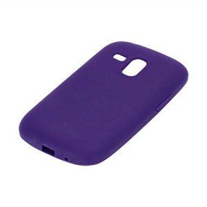 Image of   Samsung Galaxy S3 Mini Silikone cover fra inCover - lilla