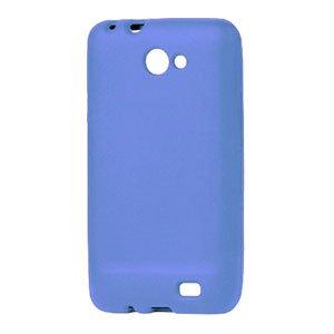 Billede af Samsung Galaxy R Silikone cover fra inCover - blå