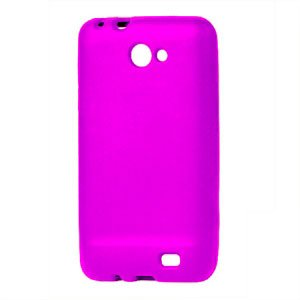 Billede af Samsung Galaxy R Silikone cover fra inCover - rosa