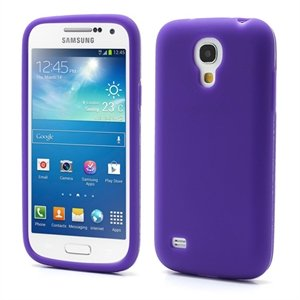 Billede af Samsung Galaxy S4 Mini inCover Silikone Cover - Lilla