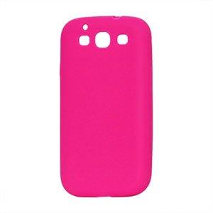 Billede af Samsung Galaxy S3 Silikone cover fra inCover - pink