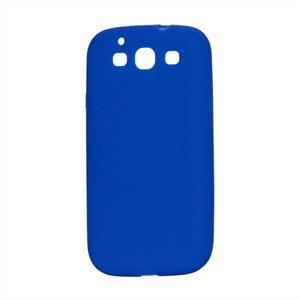 Billede af Samsung Galaxy S3 Silikone cover fra inCover - blå