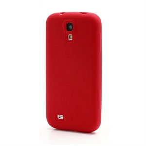 Image of   Samsung Galaxy S4 Silikone cover fra inCover - rød