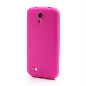 Image of   Samsung Galaxy S4 Silikone cover fra inCover - rosa