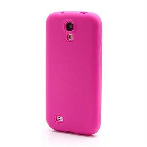 Billede af Samsung Galaxy S4 Silikone cover fra inCover - rosa