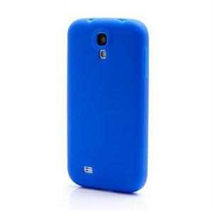 Billede af Samsung Galaxy S4 Silikone cover fra inCover - blå