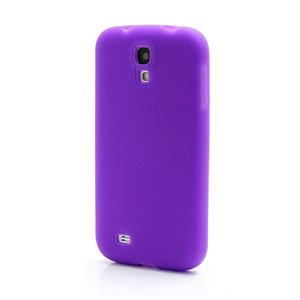 Image of   Samsung Galaxy S4 Silikone cover fra inCover - lilla