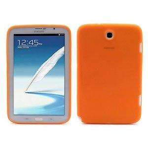 Billede af Samsung Galaxy Note 8.0 inCover Silikone Cover - Orange
