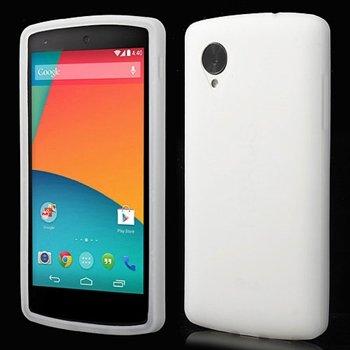 Billede af Nexus 5 inCover Silikone Cover - Gennemsigtig
