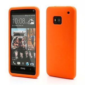 Image of   HTC One inCover Silikone Cover - Orange