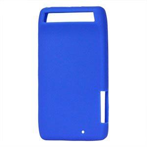 Image of Motorola Razr Silikone cover fra inCover - blå
