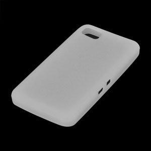Billede af BlackBerry Z10 inCover Silikone Cover - Hvid