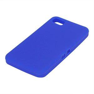 Billede af BlackBerry Z10 inCover Silikone Cover - Blå