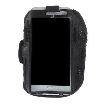Image of   Apple iPhone 6/6s Plus Sports Armbånd - Sort