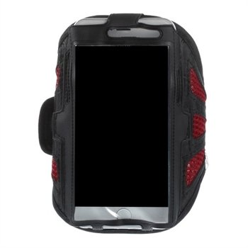 Image of   Apple iPhone 6/6s Plus Sports Armbånd - Rød