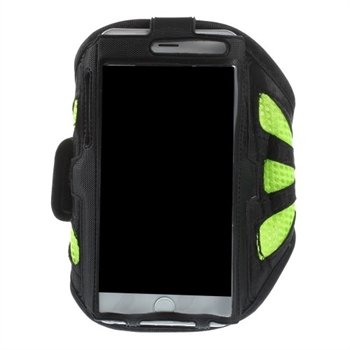 Image of   Apple iPhone 6/6s Plus Sports Armbånd - Grøn