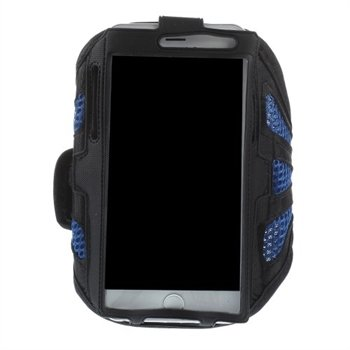 Image of   Apple iPhone 6/6s Plus Sports Armbånd - Blå
