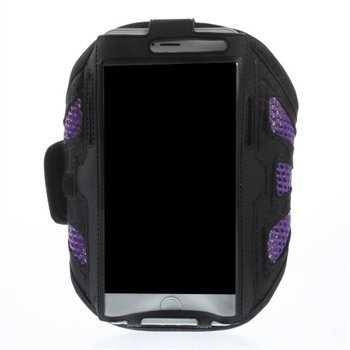 Image of   Apple iPhone 6/6s Plus Sports Armbånd - Lilla