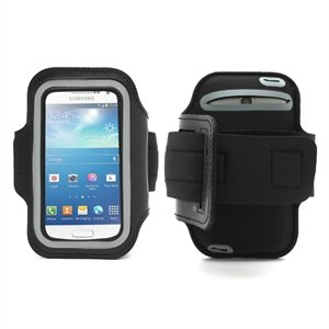 Image of   Samsung Galaxy S4 Mini Sports Armbånd - Sort