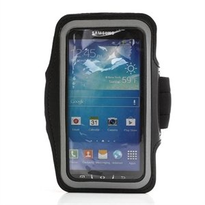 Image of   Samsung Galaxy S4 Active Sports Armbånd - Sort