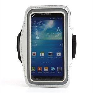 Image of   Samsung Galaxy S4 Active Sports Armbånd - Hvid