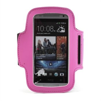 Image of HTC One mini Sports Armbånd - Rosa