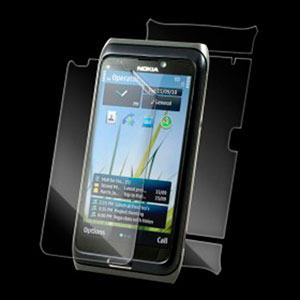 Image of Nokia E7-00 invisible SHIELD MAXIMUM beskyttelse