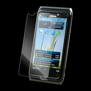 Image of Nokia E7-00 invisible SHIELD skærmbeskyttelse