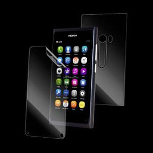 Nokia N9 invisible SHIELD MAXIMUM beskyttelse