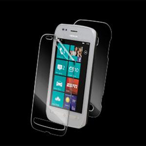 Image of Nokia Lumia 710 invisible SHIELD MAXIMUM beskyttelse