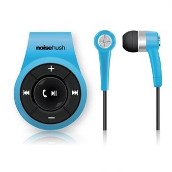 Billede af NoiseHush NS560 Clip-On Bluetooth Headset & Høretelefoner - Blå