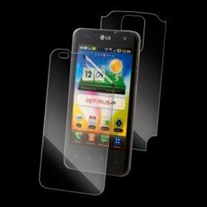 LG Optimus 2X Beskyttelsesfilm