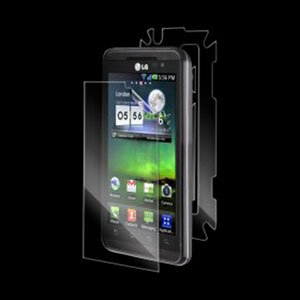 Image of LG Optimus 3D invisible SHIELD MAXIMUM beskyttelse