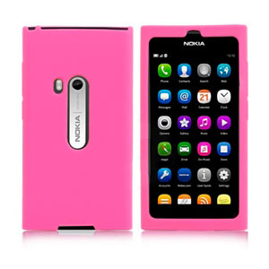 Image of Nokia N9 Silikone cover fra inCover - pink