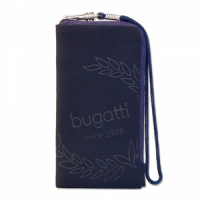 Image of   Bugatti SoftCase mobiltaske/etui - blå