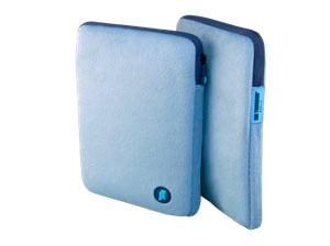 Billede af Jim Thomson Berlin® Cosy Plush Case til Apple iPad 1, 2, 3 og 4 - lyseblå