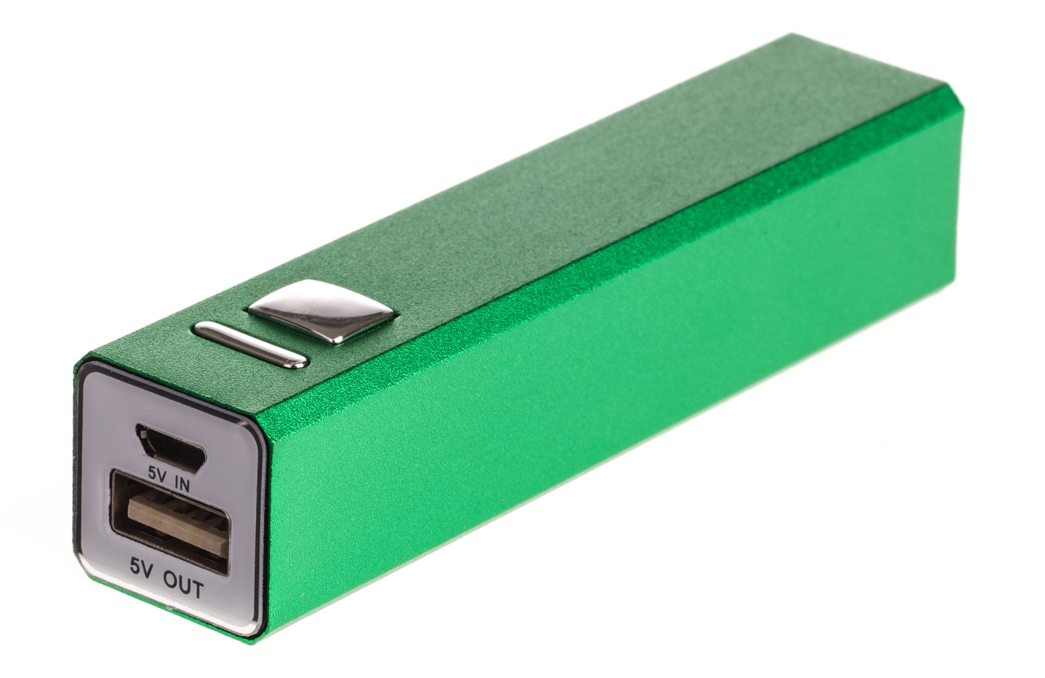 Image of GreyLime Power Square 2600 mAh - Grøn