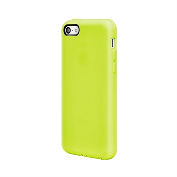 Image of   Apple iPhone 5C SwitchEasy Strings Cover - Grøn
