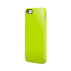 Image of   Apple iPhone 5/5S NUDE Lime fra SwitchEasy - lime