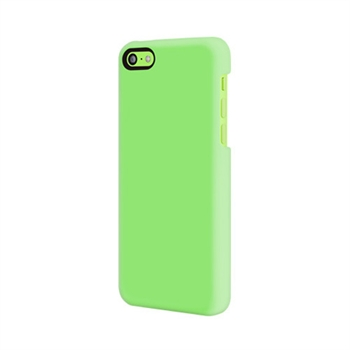 Image of   Apple iPhone 5C SwitchEasy Nude Cover - Grøn
