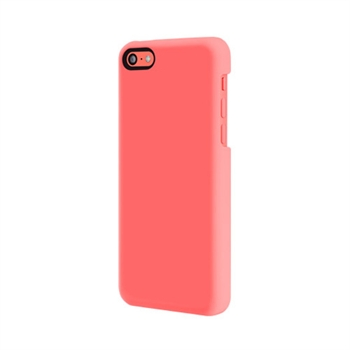 Image of   Apple iPhone 5C SwitchEasy Nude Cover - Pink