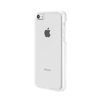 Image of   Apple iPhone 5C SwitchEasy Nude Cover - Gennemsigtig