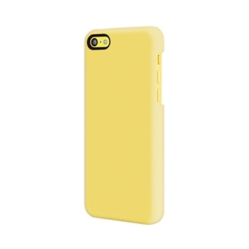 Image of   Apple iPhone 5C SwitchEasy Nude Cover - Gul