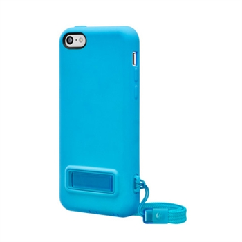 Apple iPhone 5C SwitchEasy Play Cover - Blå